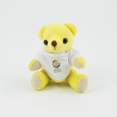 Picture of 12CM TEE SHIRT LEMON CANDY BEAR