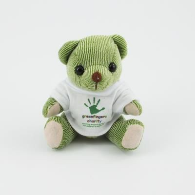 Picture of 12CM TEE SHIRT LIME CANDY BEAR