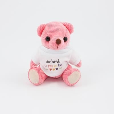 Picture of 12CM TEE SHIRT STRAWBERRY CANDY BEAR