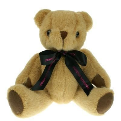Picture of 20CM HONEY JOINTED BEAR