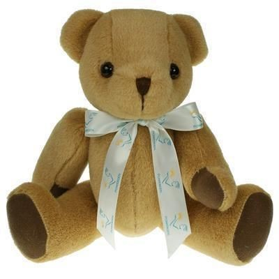 Picture of 30CM HONEY JOINTED BEAR