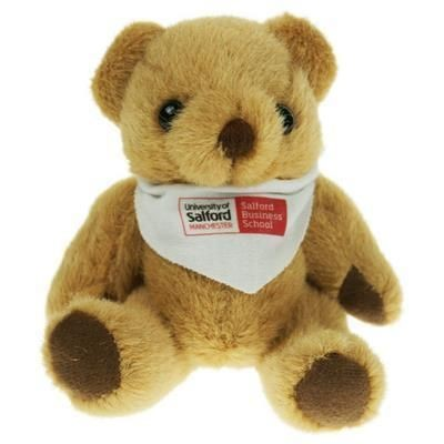 Picture of 13CM BANDANA BEAR