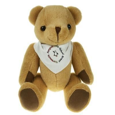 Picture of 30CM BANDANA BEAR