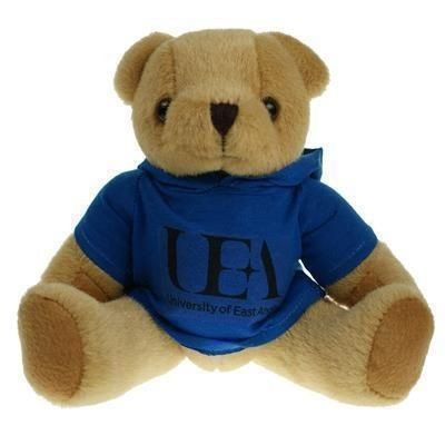 Picture of 25CM HONEY JOINTED BEAR