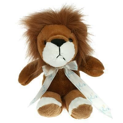 Picture of 30CM LENNY LION with Bow