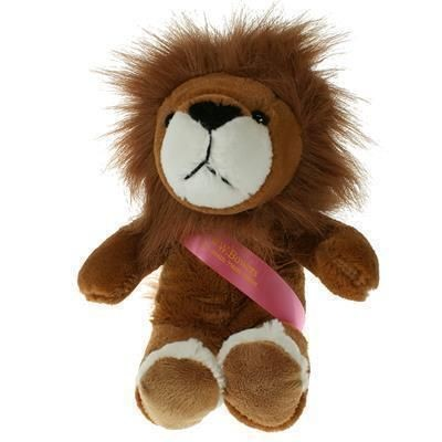 Picture of 30CM LENNY LION with Sash