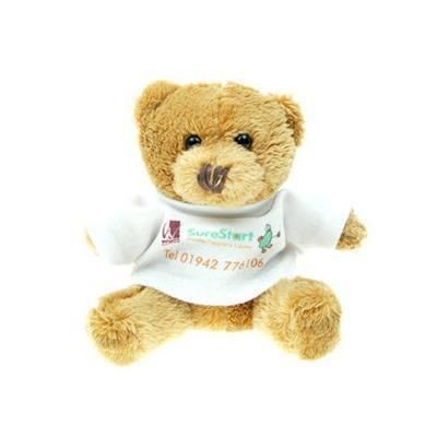 Picture of 10CM MINI BEAR with Tee Shirt