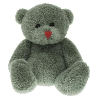 Picture of 15CM PLAIN RED NOSE BEAR