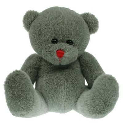 Picture of 20CM PLAIN RED NOSE BEAR