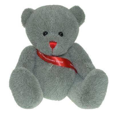 Picture of 20CM RED NOSE BEAR with Sash