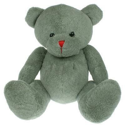 Picture of 25CM PLAIN RED NOSE BEAR