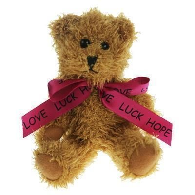 Picture of 15CM SPARKIE BEAR with Bow