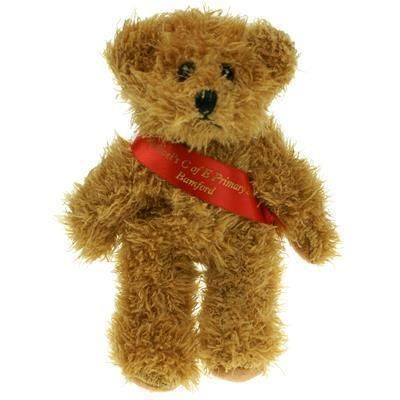 Picture of 15CM SPARKIE BEAR with Sash