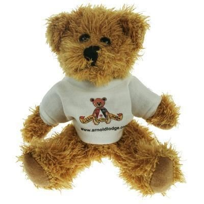 Picture of 15CM SPARKIE BEAR with Tee Shirt
