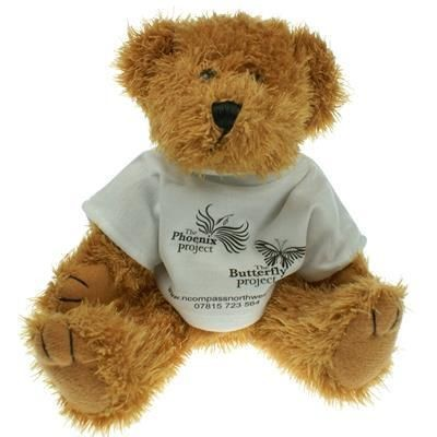 Picture of 20CM SPARKIE BEAR with Tee Shirt