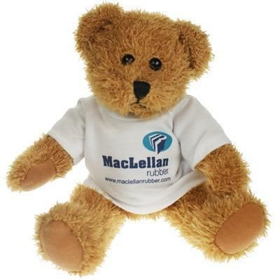 Picture of 25CM SPARKIE BEAR with Tee Shirt