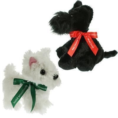 Picture of 15CM SCOTTIE DOG with Bow