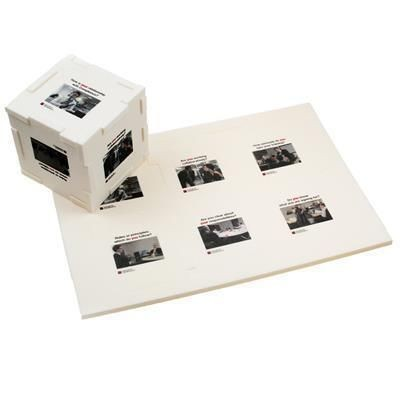 Picture of SNAFOOZ LARGE FOAM CUBE PUZZLE