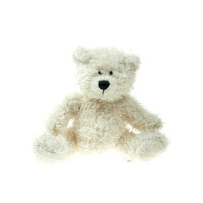 Picture of 16CM PLAIN SNOWY BEAR
