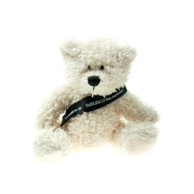 Picture of 16CM SNOWY BEAR with Sash