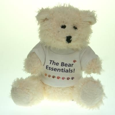 Picture of 12CM SNOWY BEAR with Tee Shirt