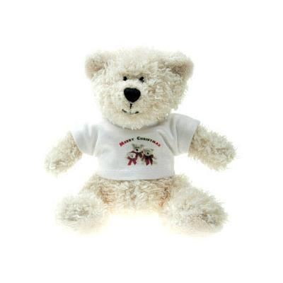 Picture of 16CM SNOWY BEAR with Tee Shirt