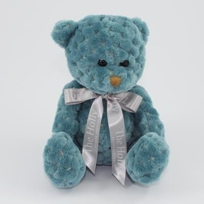 Picture of 15CM BOW STORM WAFFLE BEAR