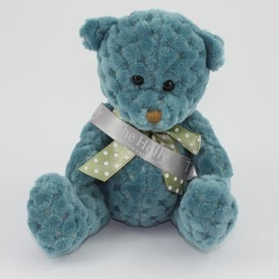 Picture of 15CM SASH STORM WAFFLE BEAR