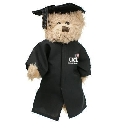 Picture of 25CM WINDSOR BEAR with Cap & Gown