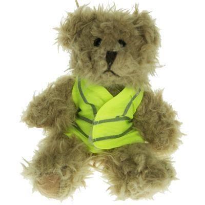 Picture of 15CM WINDSOR BEAR with Hi-vis Vest