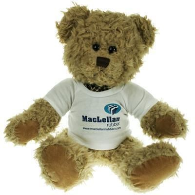 Picture of 35CM WINDSOR BEAR with Tee Shirt