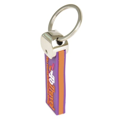 Picture of PVC LAYERED KEYRING