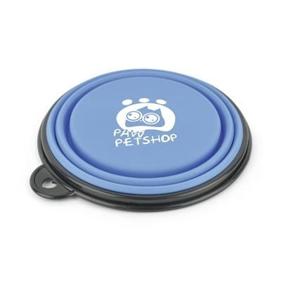 Picture of SILICON PET BOWL