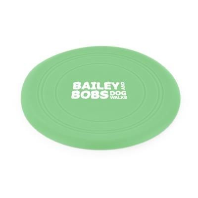 Picture of SILICON DOG FLYING ROUND DISC