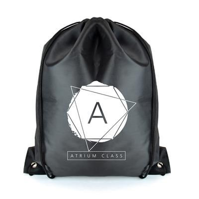 Picture of RPET DRAWSTRING BAG
