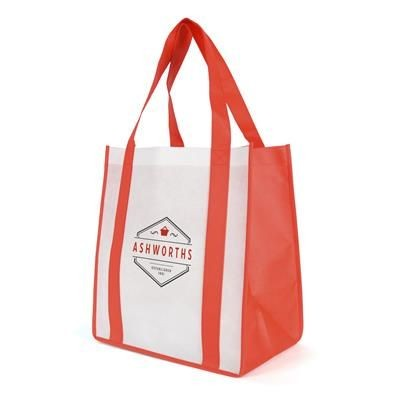 Picture of TRUDY SHOPPER with Red Trim