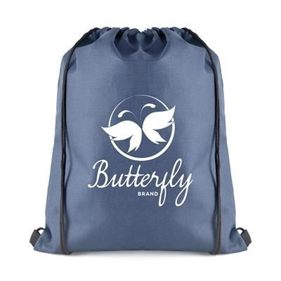Picture of OLLIE DRAWSTRING BAG in Blue