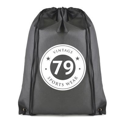 Picture of ROTHY DRAWSTRING BAG in Black