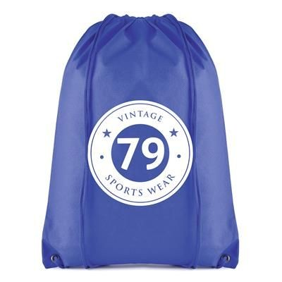 Picture of ROTHY DRAWSTRING BAG in Blue