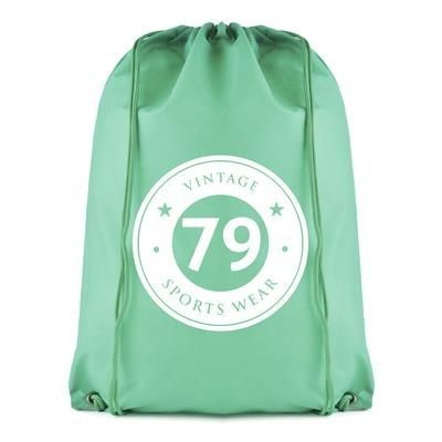 Picture of ROTHY DRAWSTRING BAG in Green