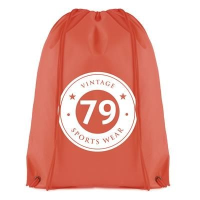 Picture of ROTHY DRAWSTRING BAG in Red