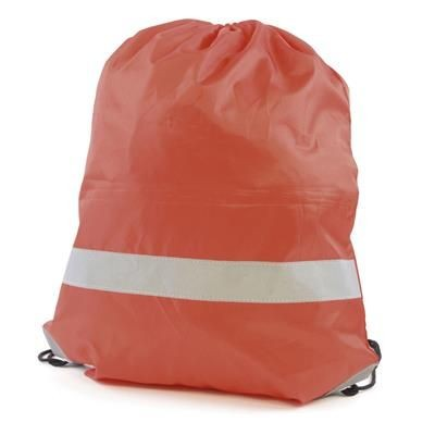 Picture of CELSIUS DRAWSTRING BAG in Red