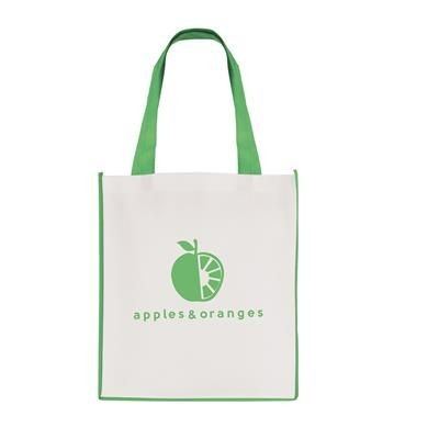 Picture of LARGE CONTRAST SHOPPER in Green