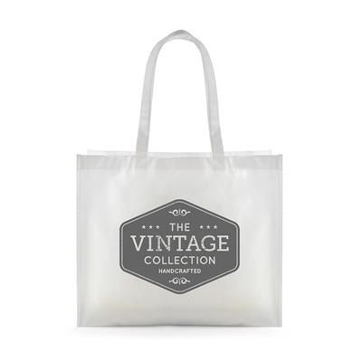 Picture of APPLETON SHOPPER in White