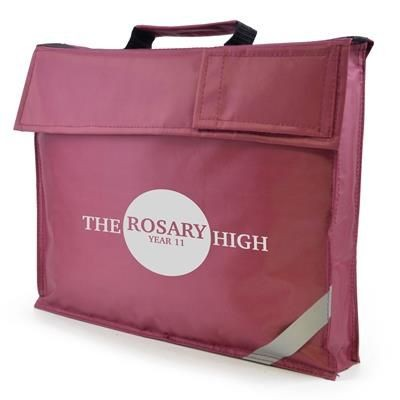 Picture of JASMINE SCHOOL BAG in Burgundy
