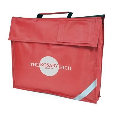 Picture of JASMINE SCHOOL BAG in Red