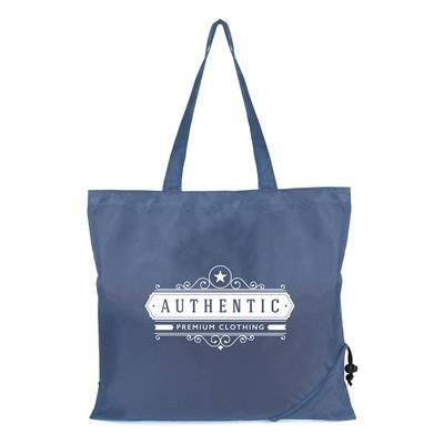 Picture of BAYFORD FOLDING SHOPPER in Navy Blue
