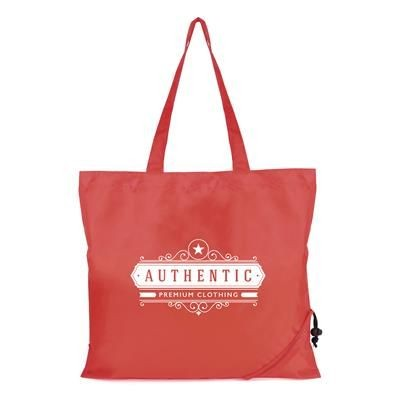 Picture of BAYFORD FOLDING SHOPPER in Red
