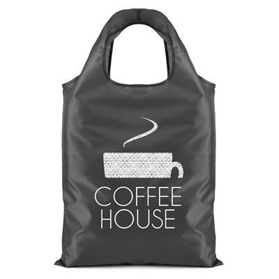 Picture of ELISS FOLDING SHOPPER in Black