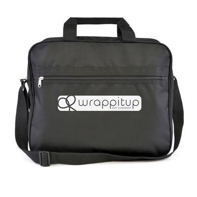 Picture of SULLIVAN DOCUMENT BAG in Black